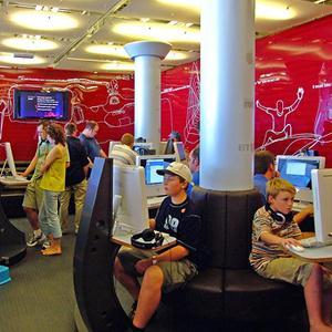 Интернет-кафе Красного Холма