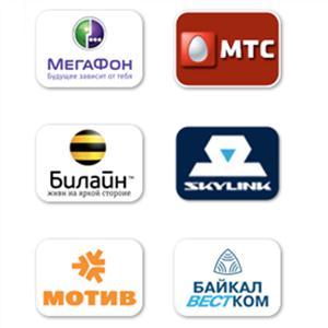 Операторы сотовой связи Красного Холма
