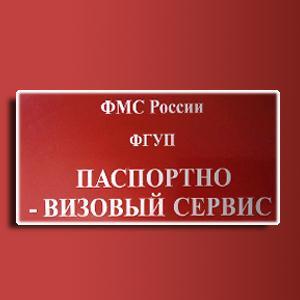 Паспортно-визовые службы Красного Холма
