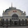Железнодорожные вокзалы в Красном Холме